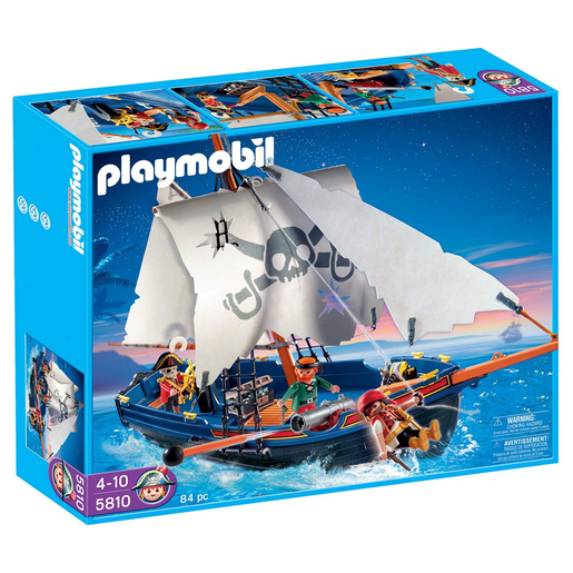 Playmobil 5810 Pirate Ship
