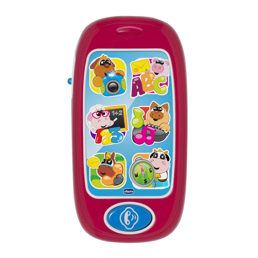 Chicco Bilingual ABC Animal Smart Phone - French and English