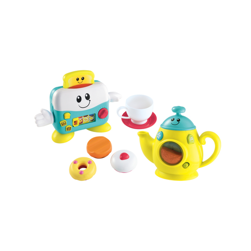 Early Learning Centre Tea and Toaster Playset