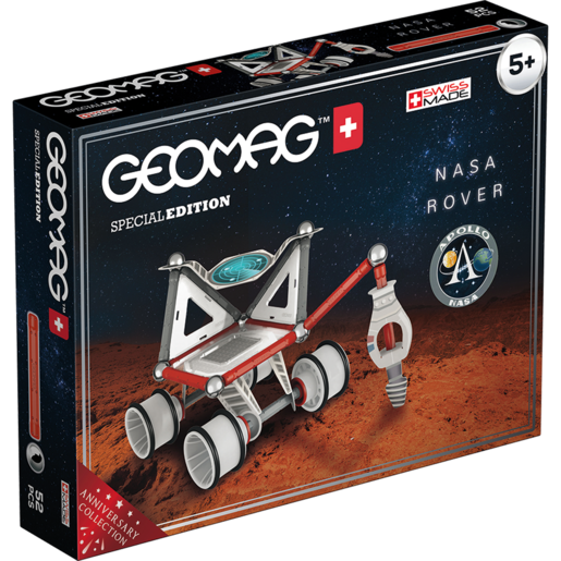 Geomag Special Edition - NASA Rover