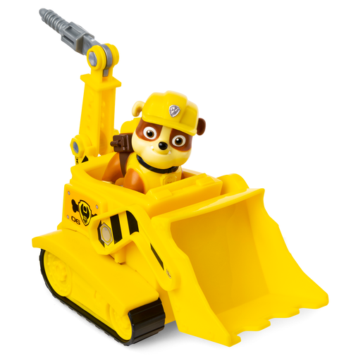 Paw Patrol Vehicle and Figure - Rubble's Bulldozer