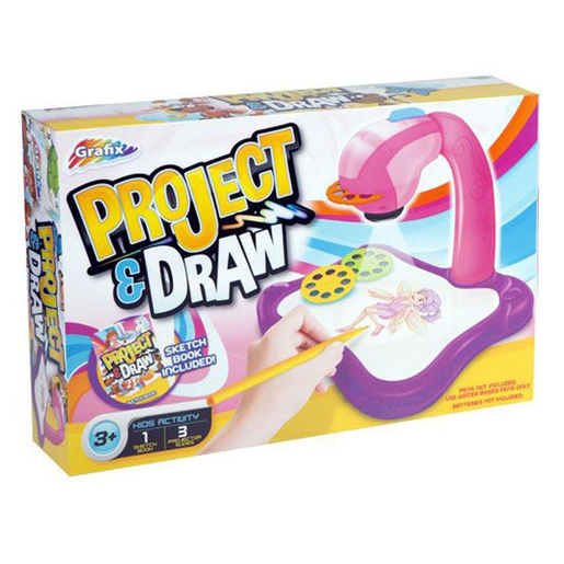 Graffix Project & Draw