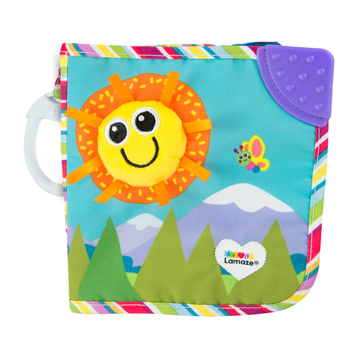Lamaze Friends Book