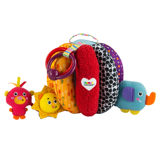 Lamaze Grab and Hide Ball