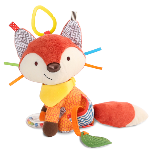 Skip Hop Bandana Buddies Activity Toy - Fox