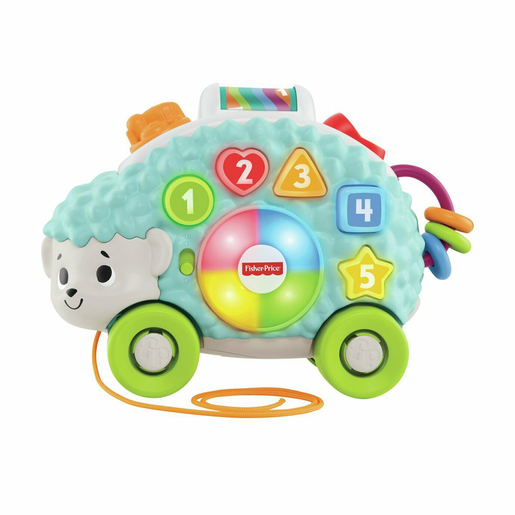 Fisher-Price Linkimals Happy Shapes Hedgehog