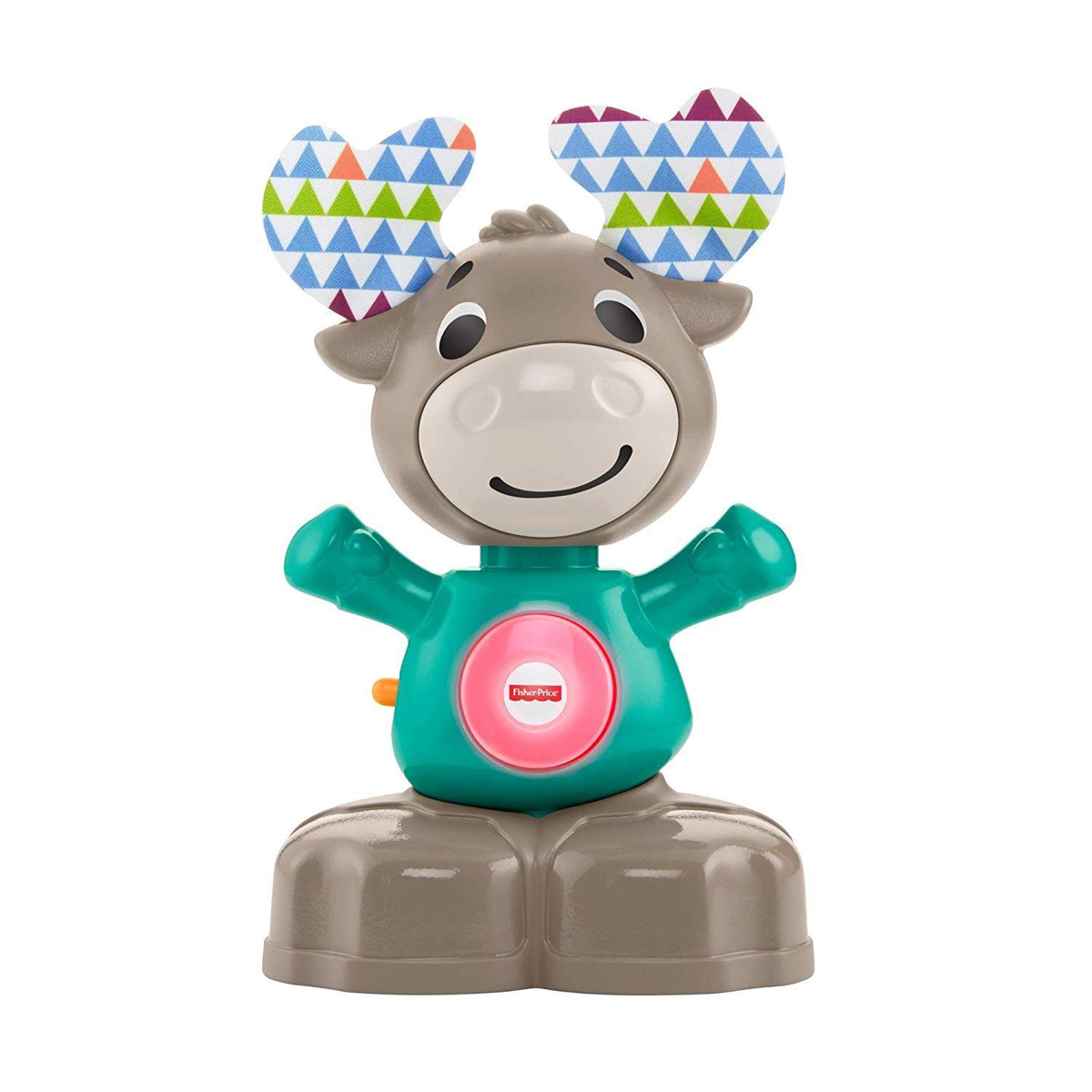 Fisher-Price Linkimals Musical Moose from Early Learning Center