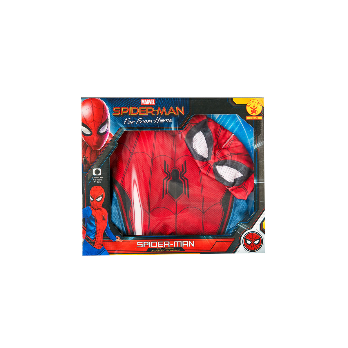 Marvel Spider-Man Far From Home Fancy Costume Box from Early Learning Center