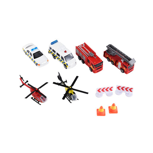 Early Learning Centre Big City Emergency Vehicles