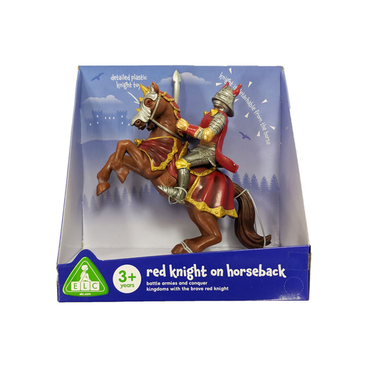 Early Learning Centre Red Knight Figure