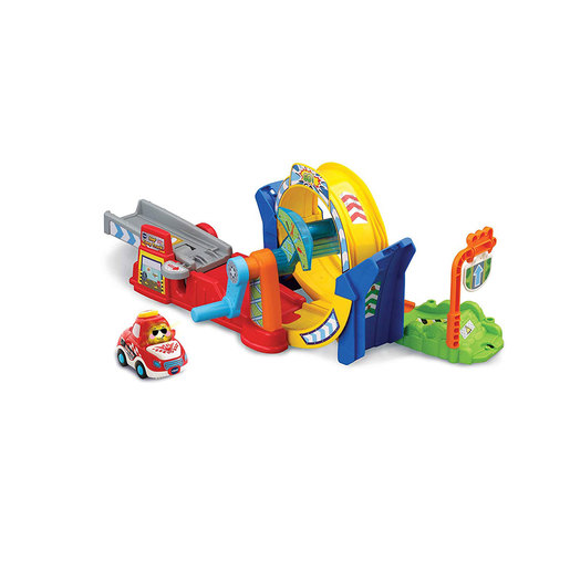 Vtech Toot-Toot Drivers 360 Degrees Loop Track