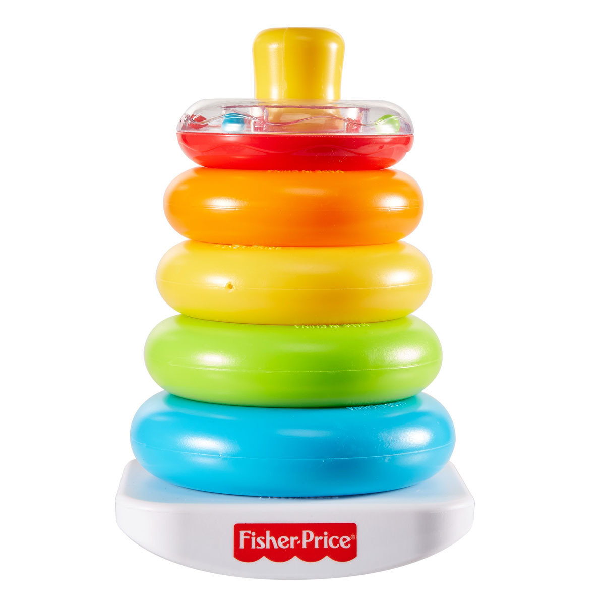 Baby Educational Stacking Toy Rings Fisher-Price Rock-A-Stack