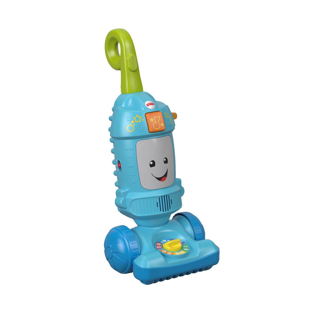 Fisher-Price Laugh & Learn Light-Up Learning Vacuum from Early Learning Center