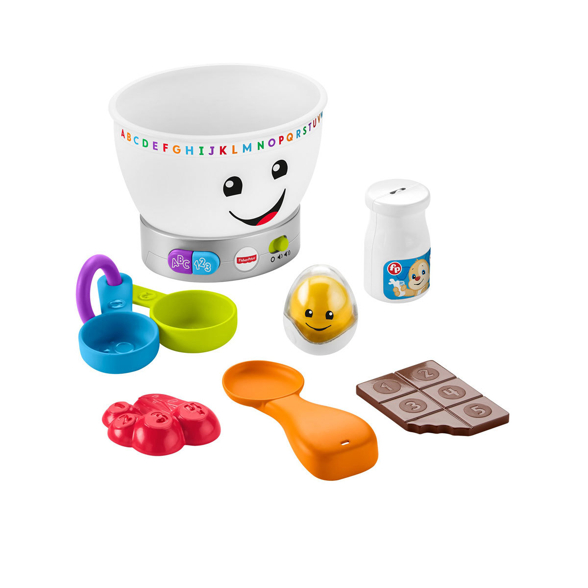 Fisher-Price Laugh & Learn Magic Colour Mixing Bowl Playset