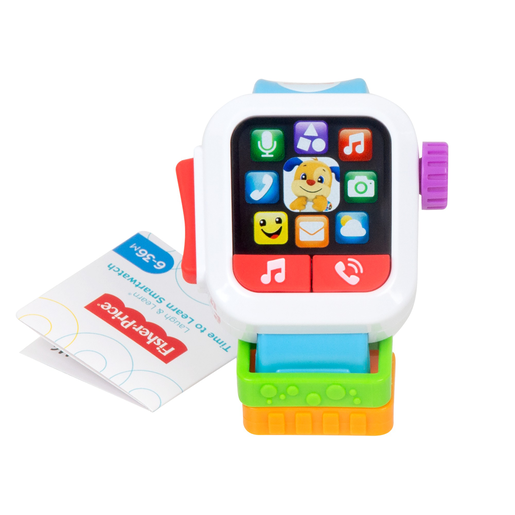 Fisher-Price Laugh & Learn Smart Watch