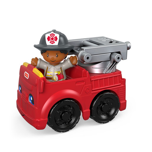 Fisher-Price Little People Vehicle and Figure (Styles Vary)