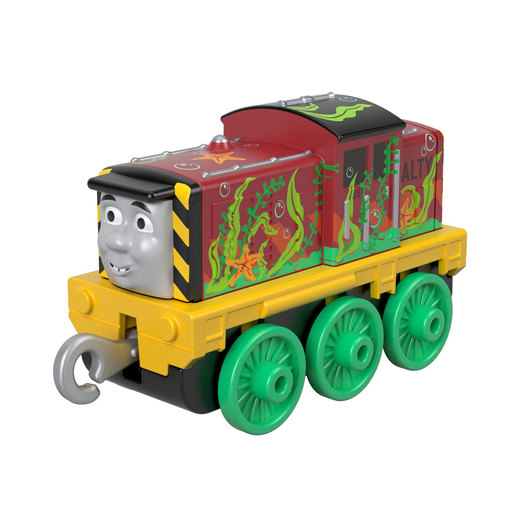 Thomas & Friends Trackmaster Push Along Seaweed Sal