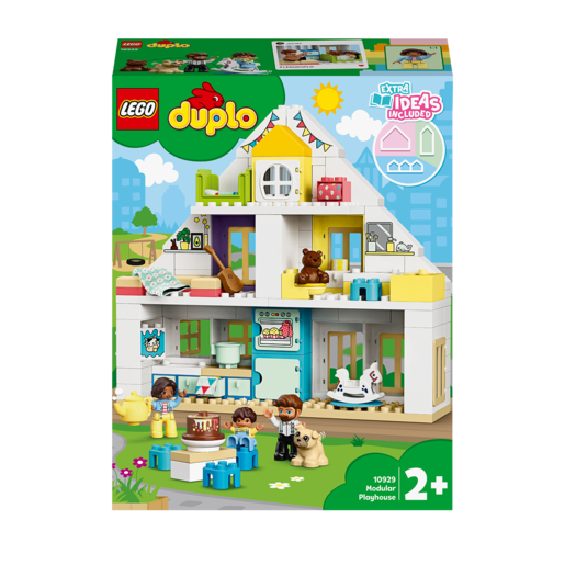 LEGO Duplo Modular Playhouse - 10929