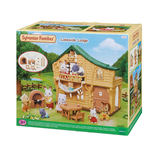 Sylvanian Families Lakeside Lodge