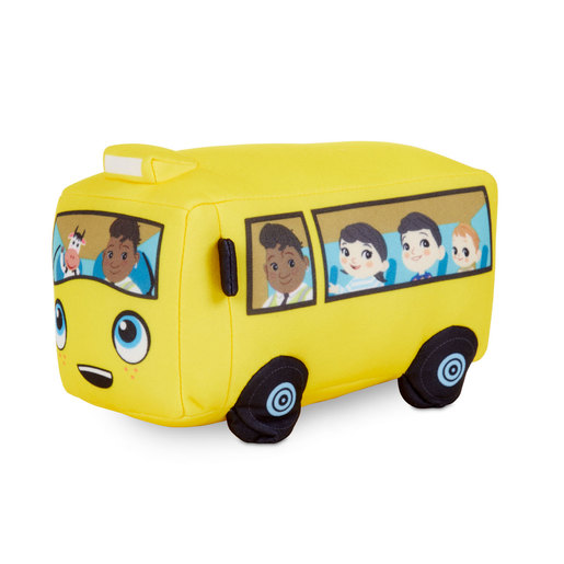 Little Tikes Little Baby Bum Wiggling Wheels On The Bus