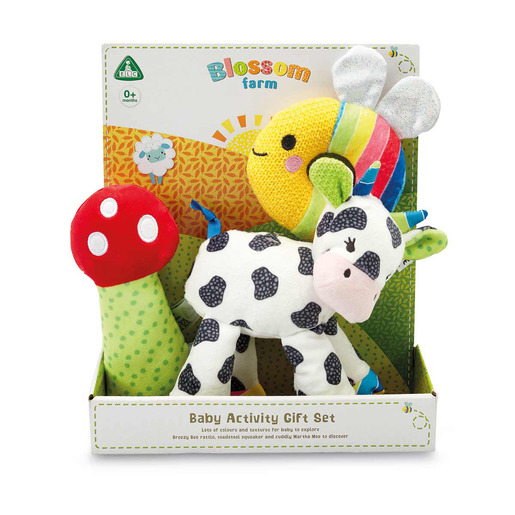 Blossom Farm Baby Activity Gift Set
