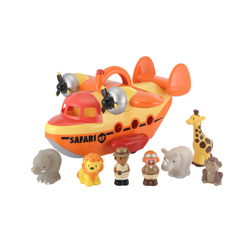 Happyland Safari Rescue Plane