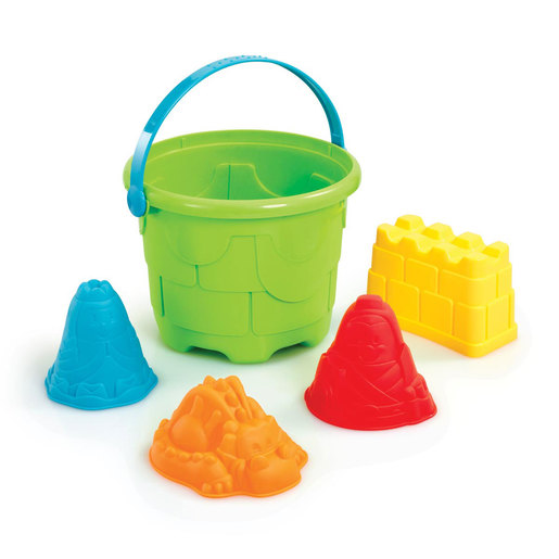 Early Learning Centre Sand Moulds and Bucket Set