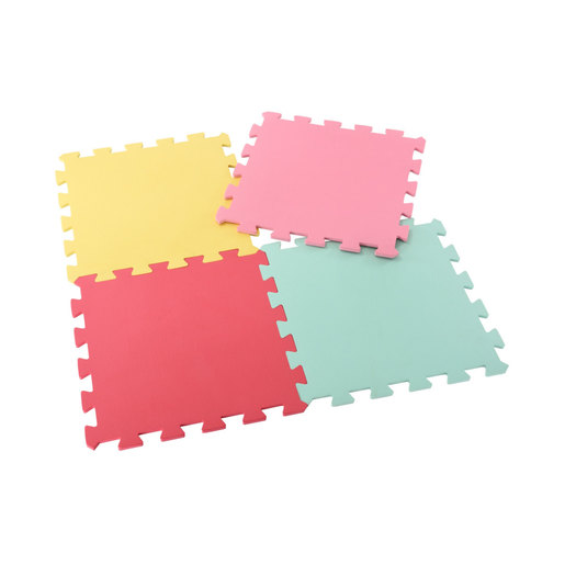 Early Learning Centre 4 Play Mats - Pink