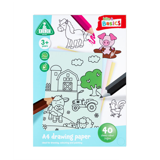 Early Learning Centre A4 drawing pad