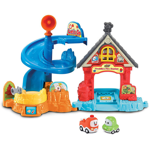 VTech Toot-Toot Drivers Cory Carson - Freddie's Fire Station