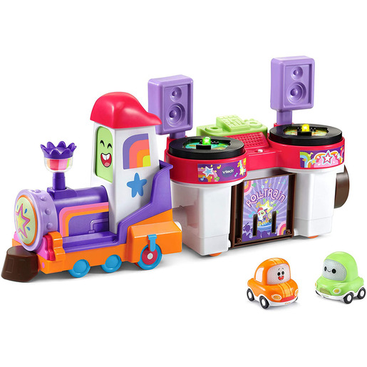 VTech Toot-Toot Drivers Cory Carson - DJ Trax & The Roll Train