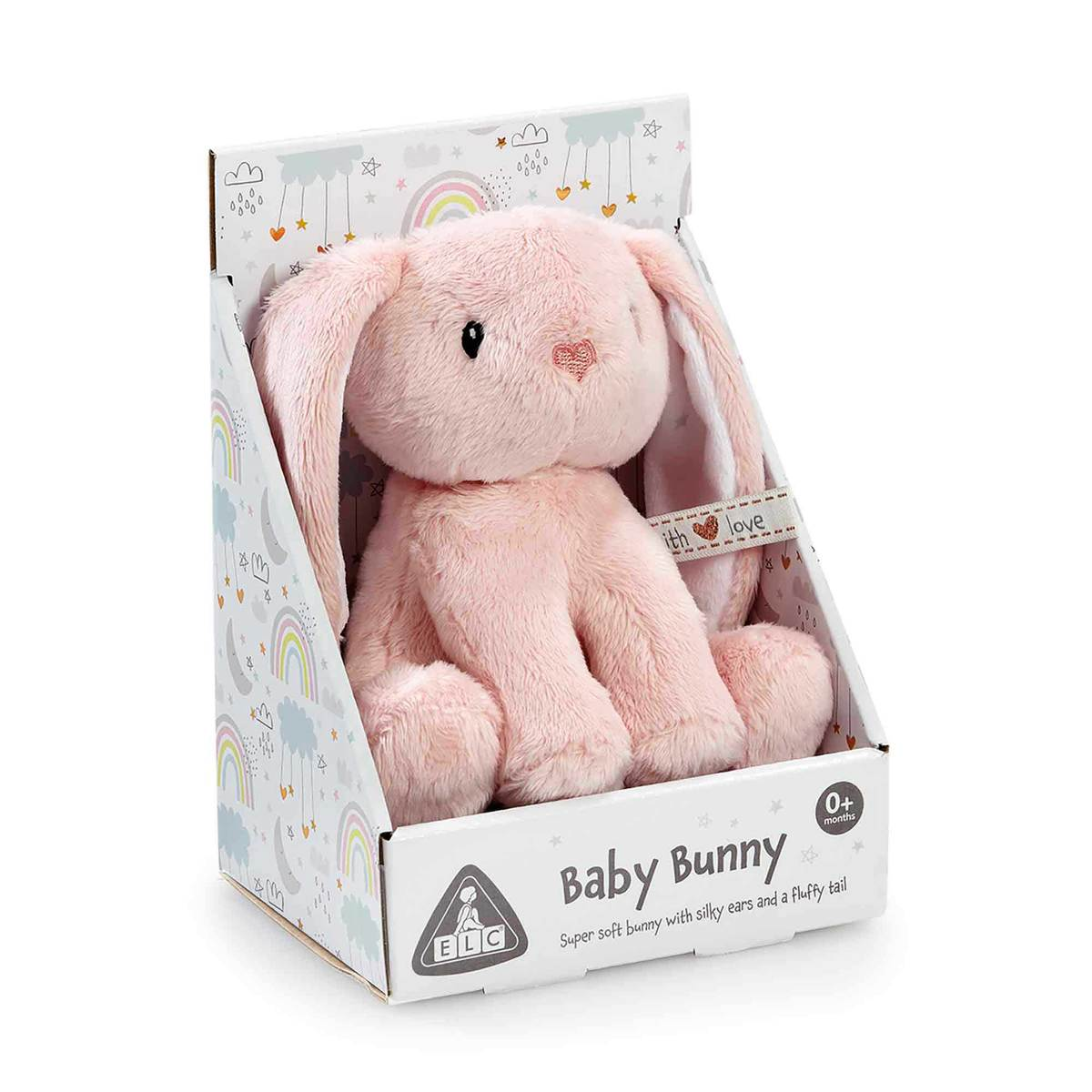 Early Learning Centre Pink Baby Bunny