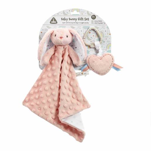 Early Learning Centre Pink Bunny Gift Set