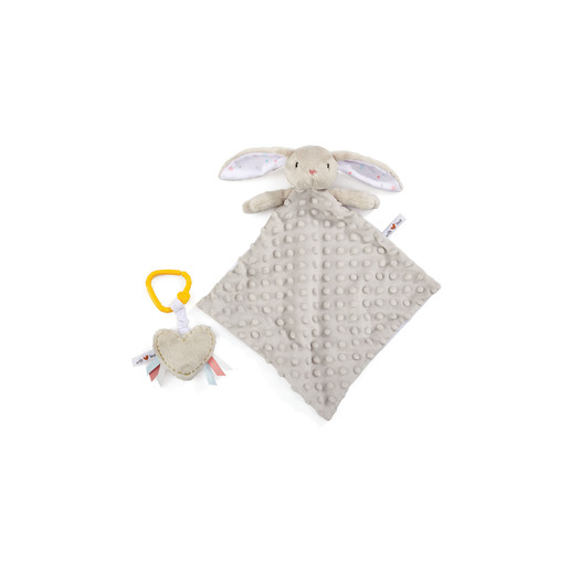 Early Learning Centre Bunny Gift Set - Grey