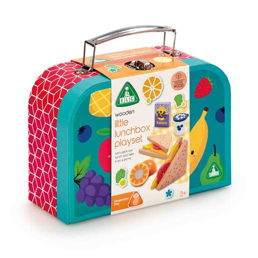 Early Learning Centre Little Lunchbox Playset