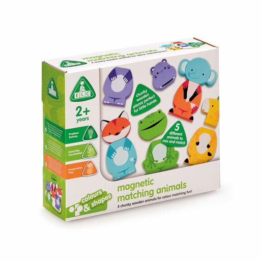 Early Learning Centre Magnetic Matching Animals