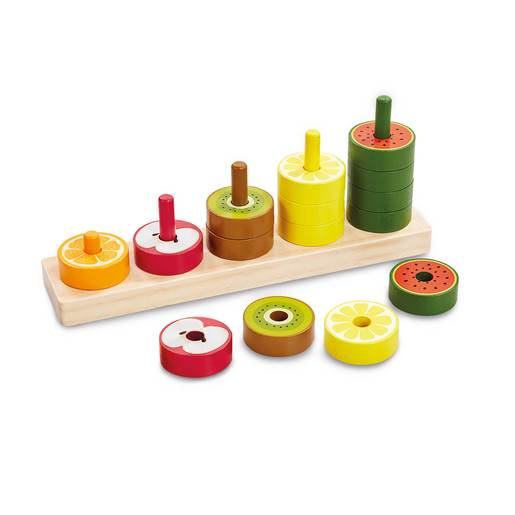 Early Learning Centre Stack and Count Fruit