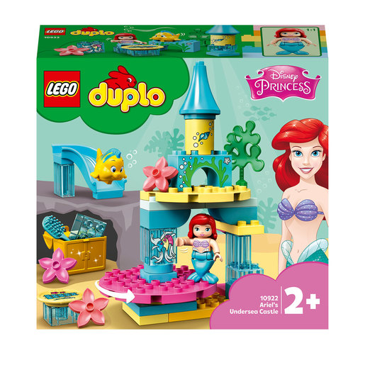 LEGO Duplo Disney Princess Ariel's Undersea Castle Set - 10922