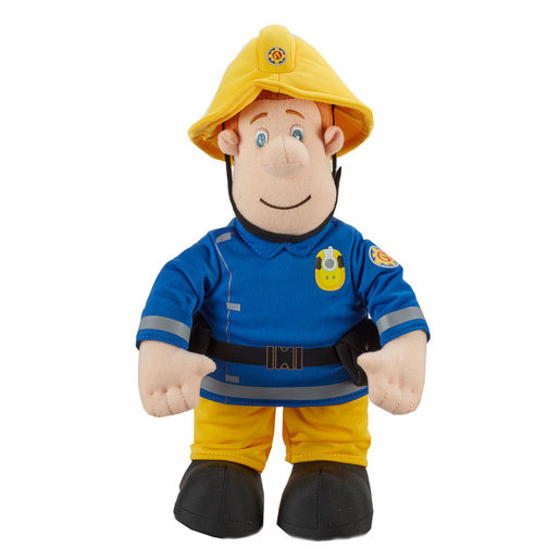 Fireman Sam 30cm Talking Plush