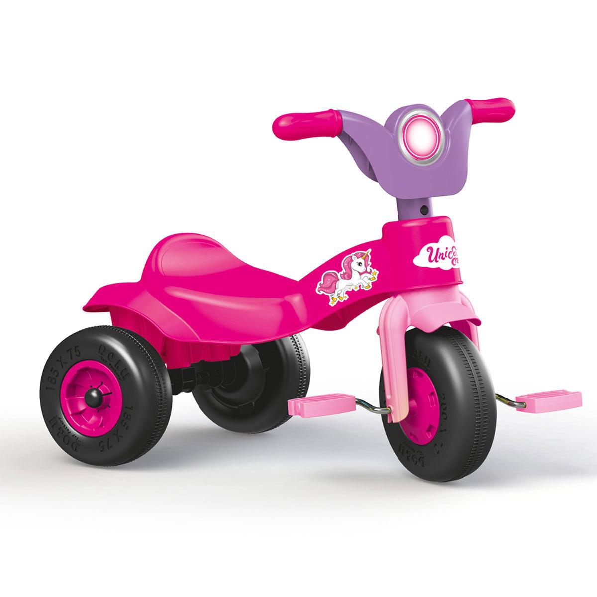 Dolu Unicorn Themed Ride-On Trike