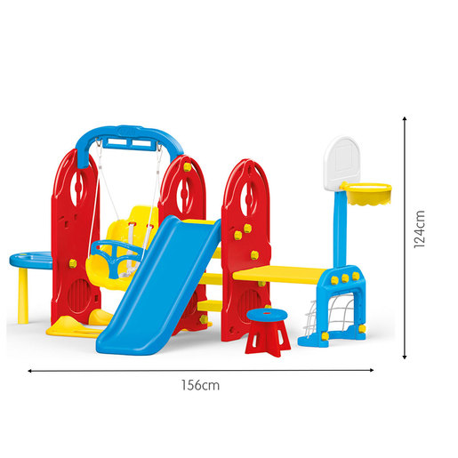 Dolu 7-in-1 Playground Frame
