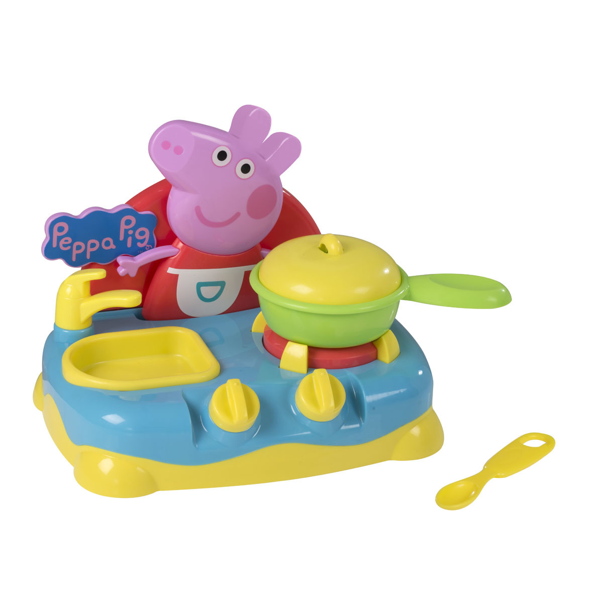 Peppa Pig Sing Along Kitchen Playset  | The Entertainer from Early Learning Center