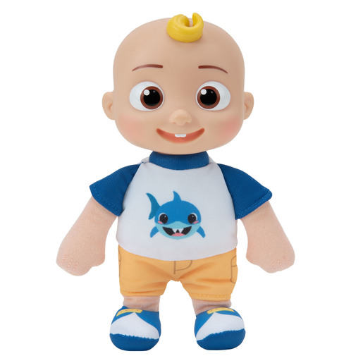 CoComelon Plush - JJ In Shark T-Shirt