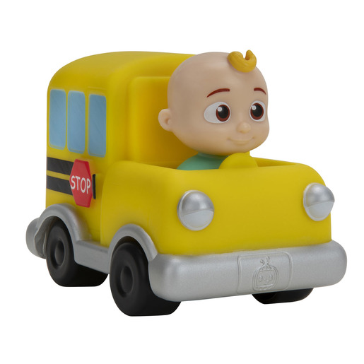 CoComelon Mini Vehicle - Yellow