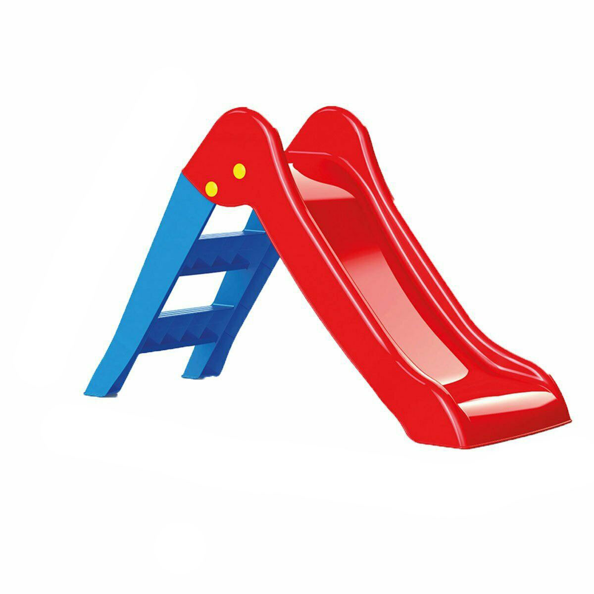 Dolu My First Red Garden Slide - Foldable (H70cm)