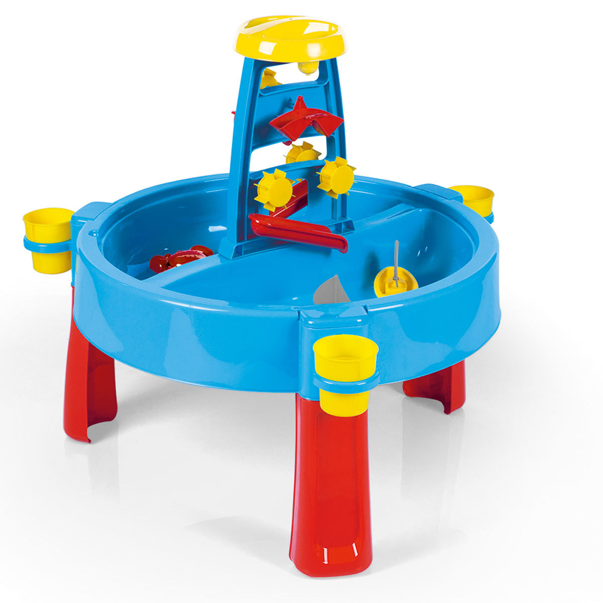 Dolu 3-in-1 Activity, Sand and Water Table With Lid