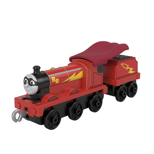 Fisher-Price Thomas & Friends Metal Train - Rail Rocket James