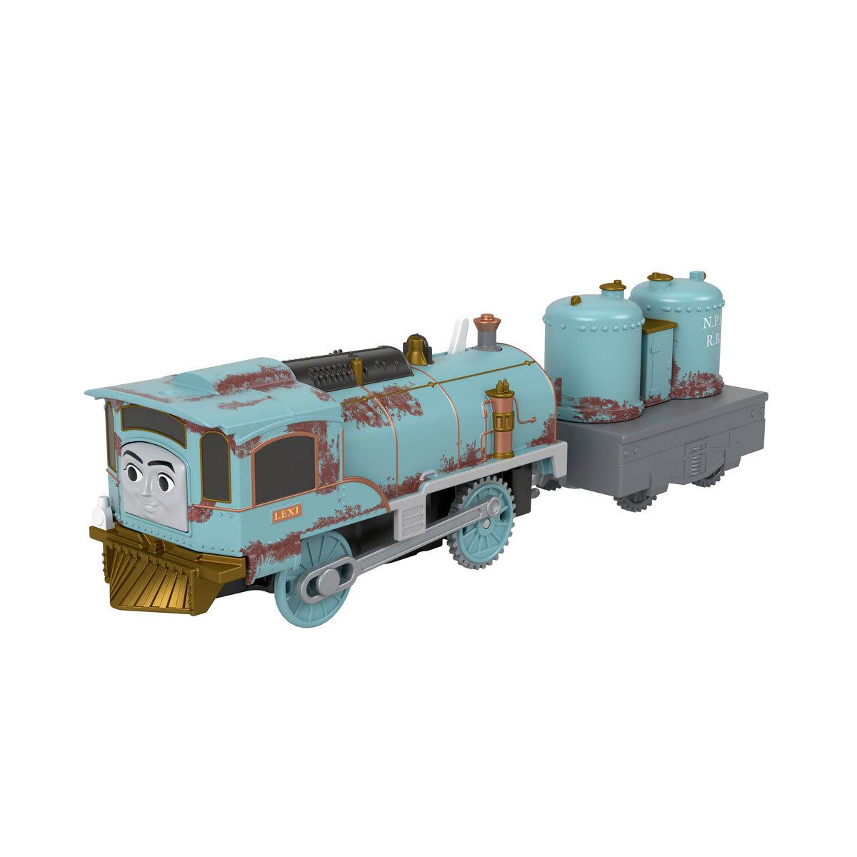 Fisher-Price Thomas & Friends Motorized Train - Lexi the Experimental