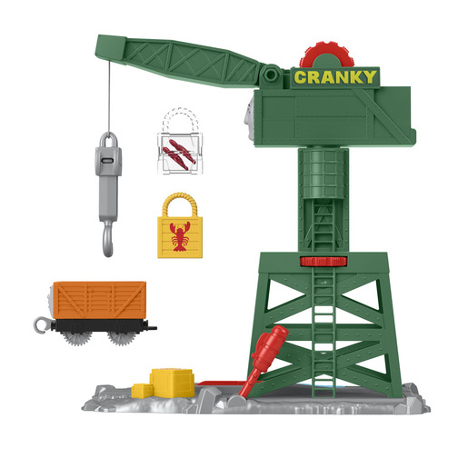 Thomas & Friends Cranky the Crane
