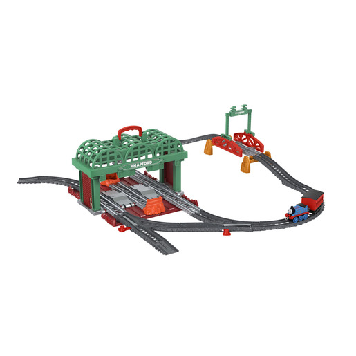 Fisher-Price Thomas & Friends Knapford Train Set -  Station